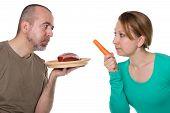 Oligophage Versus Vegetarian