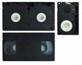 Video cassette VHS