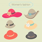 image of panama hat  - Women - JPG