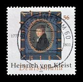 Germany stamp 2002