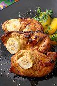Chicken Wings.