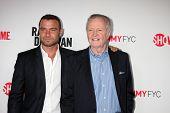 LOS ANGELES - APR 28:  Liev Schreiber, Jon Voight at the
