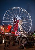 Skywheel in Niagara Falls City, Canada