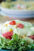 Fruit Salad.