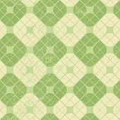 Light vintage squared seamless pattern, vector geometric abstract backdrop.