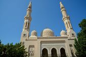 Jumeirah Mosque, Dubai, Dubai City