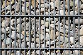 Texture With Stones