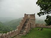 Watch Tower in Ancient Fort