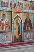 The Iconostasis Of The Orthodox Church