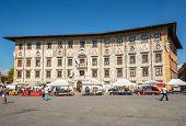 Palazzo Dei Cavalieri In Pisa