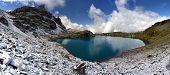 Lake in the Swiss Alps - Schotensee