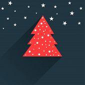 Christmas Tree and stars