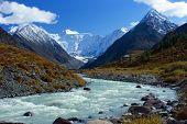 Mountain Altai.