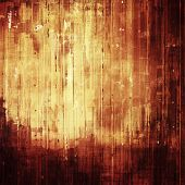 Retro texture. With yellow, brown, orange patterns