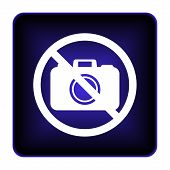 Forbidden Camera Icon