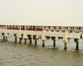 Concrete Bridge To The Sea
