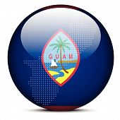 picture of guam  - Vector Image  - JPG