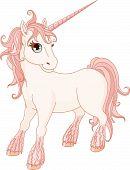 Magic White Unicorn