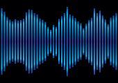 Blue Music Equaliser