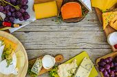 image of brie cheese  - Cheese  - JPG