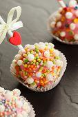 image of cake pop  - cake pops - JPG