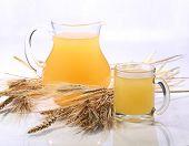 foto of jug  - Grain drink  - JPG