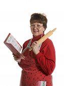 Grandma The Cook poster