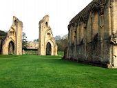 Glastonbury Abbey The Isle Of Avalon