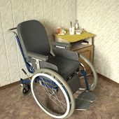Invalid Armchair