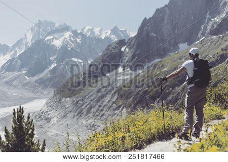 Hiking Around Mont Blanc