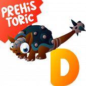 Animais pré-históricos: D é para Doedicurus clavicaudatus