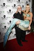 LOS ANGELES - OCT 23: Paul Watson, Hannah Fraser at the Animal Planet's 'Whale Wars' + Sea Shepherd