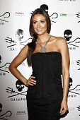 LOS ANGELES - OCT 23: Katie Cleary at the Animal Planet's 'Whale Wars' + Sea Shepherd Conservation S