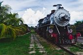 Tourist Sugar Train, Santa Clara, Cuba