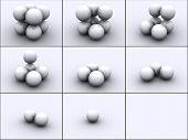 Spheres In Steps