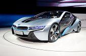 BMW I8Concept Auto