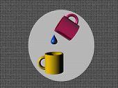 Mugs With A Drop