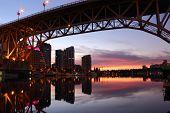 Granville Island Sunrise, Vancouver
