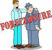 Foreclosure Clip Art