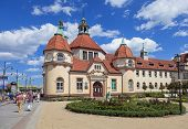Therapeutic Spa In Sopot, Poland