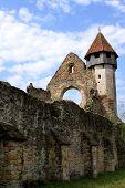 Ruins of secular church