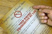 Bill Of Rights, 'voided By Law'