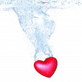 Heart Into Water