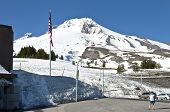 Excursion To Timberline Lodge Oregon.