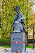 Statue Of Cardinal Primate Stefan Wyszynski