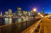San Francisco From Pier Seven