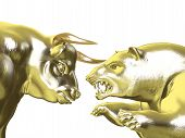 Bulls Vs Bears - Gold Market