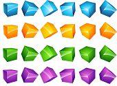 3D Color Box