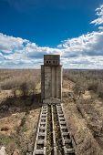Abandoned  Granaries
