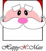 Christmas Card From Santa